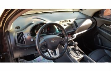 Kia Sportage EX 2.0 4x2 16V (aut) - Foto #10