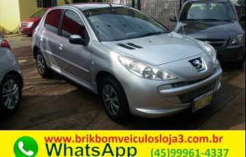 Peugeot 207 Hatch XR S 1.4 8V (flex) - Foto #3