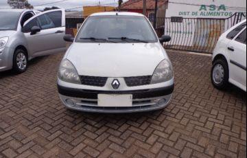 Renault Clio Authentique 1.0 16V (Flex) 4p - Foto #2