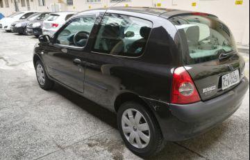 Renault Clio Hatch. Expression 1.0 8V - Foto #3