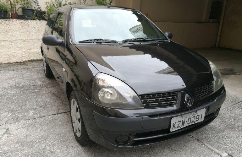 Renault Clio Hatch. Expression 1.0 8V - Foto #7