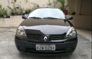 Renault Clio Hatch. Expression 1.0 8V - Foto #8