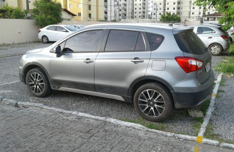 Suzuki S Cross 1.6 GLS 4WD CVT - Foto #8