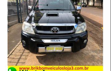 Toyota Hilux 3.0 TDI 4x4 CD SRV Top (Aut) - Foto #3