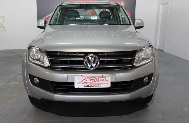 Volkswagen Amarok 2.0 CD 4x4 TDi Trendline - Foto #1