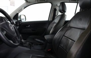 Volkswagen Amarok 2.0 CD 4x4 TDi Trendline - Foto #7