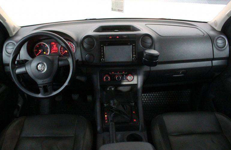 Volkswagen Amarok 2.0 CD 4x4 TDi Trendline - Foto #8