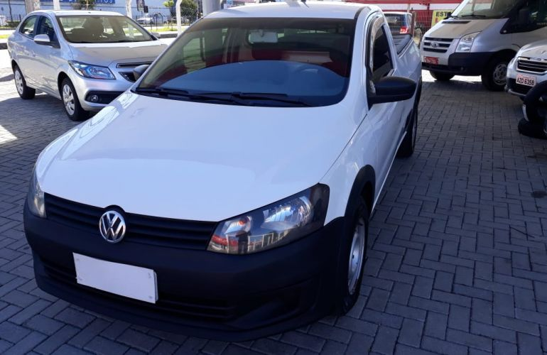 Volkswagen Saveiro 1.6 Startline CS (Flex) - Foto #1