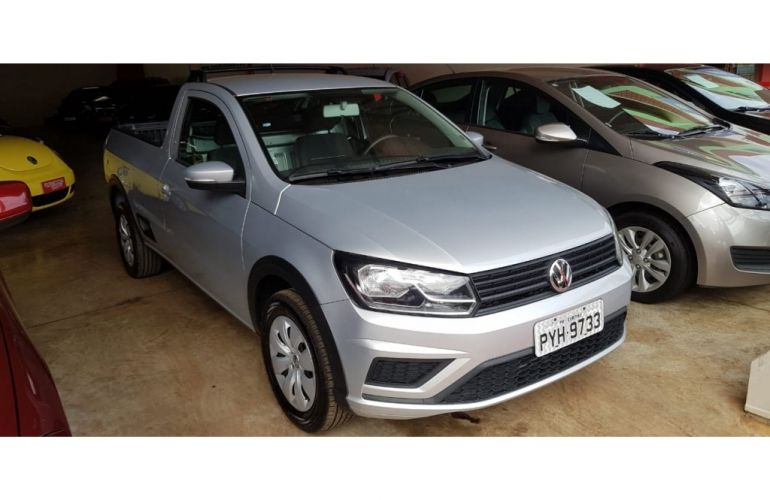 Volkswagen Saveiro Trendline 1.6 MSI CS (Flex) - Foto #1