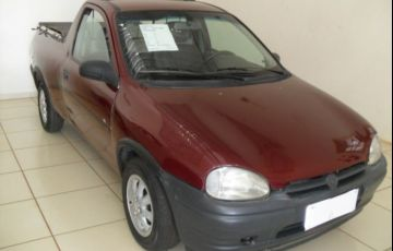 Chevrolet Corsa Pick-up GL 1.6 Mpfi 8V - Foto #3