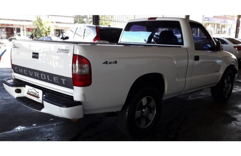 Chevrolet S10 Colina 4x4 2.8 (Cab Simples) - Foto #4