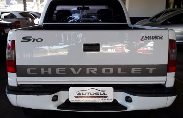 Chevrolet S10 Colina 4x4 2.8 (Cab Simples) - Foto #8
