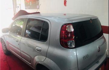 Fiat Uno 1.0 Evo Vivace 8V Flex 4p Manual - Foto #3