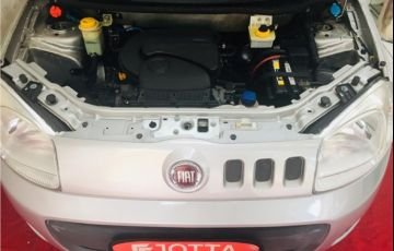 Fiat Uno 1.0 Evo Vivace 8V Flex 4p Manual - Foto #6