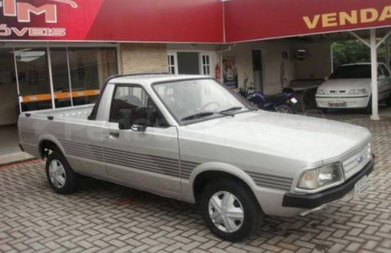 Ford Pampa L 1.8 (Cab Simples) - Foto #3