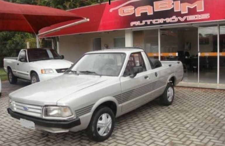 Ford Pampa L 1.8 (Cab Simples) - Foto #10