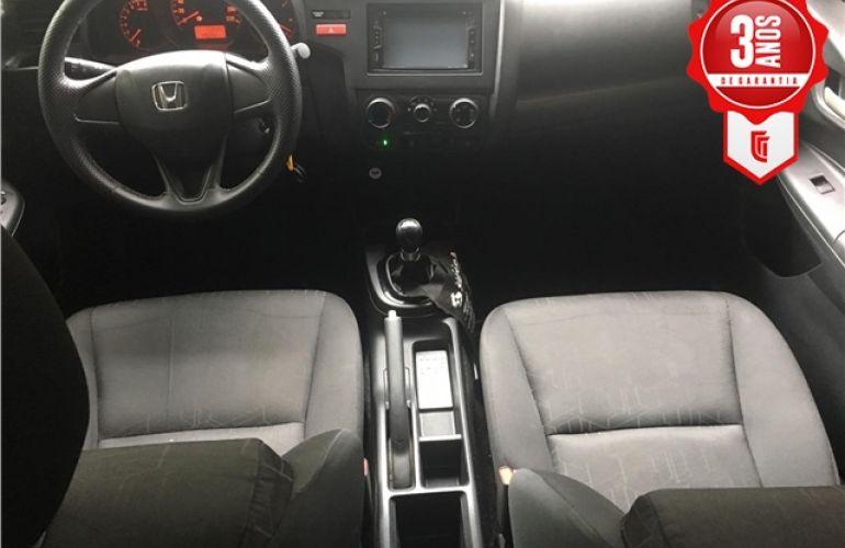 Honda Fit 1.5 DX 16V Flex 4p Manual - Foto #2