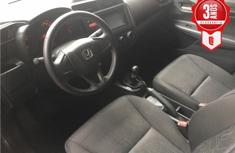 Honda Fit 1.5 DX 16V Flex 4p Manual - Foto #4