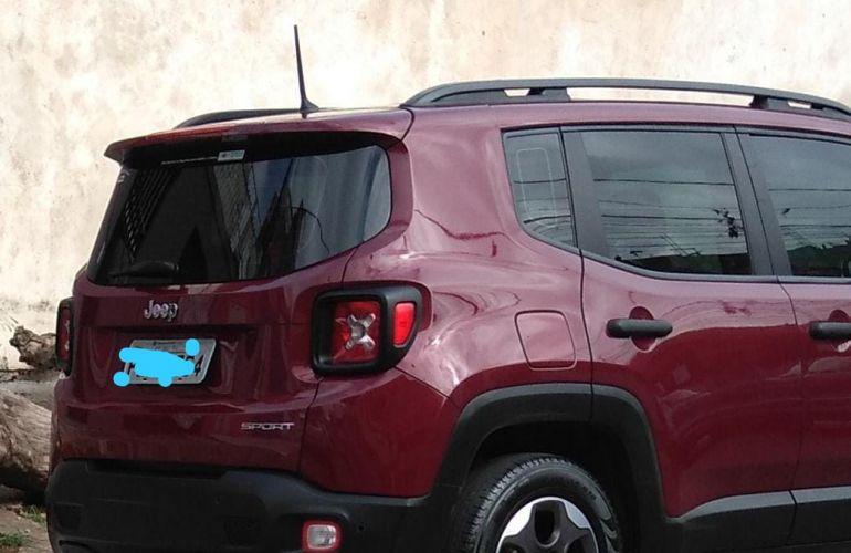 Jeep Renegade Sport 1.8 (Aut) (Flex) - Foto #6