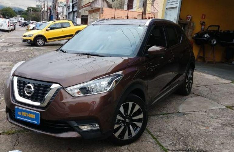 Nissan Kicks SV Xtronic CVT 1.6 16V FLex - Foto #1