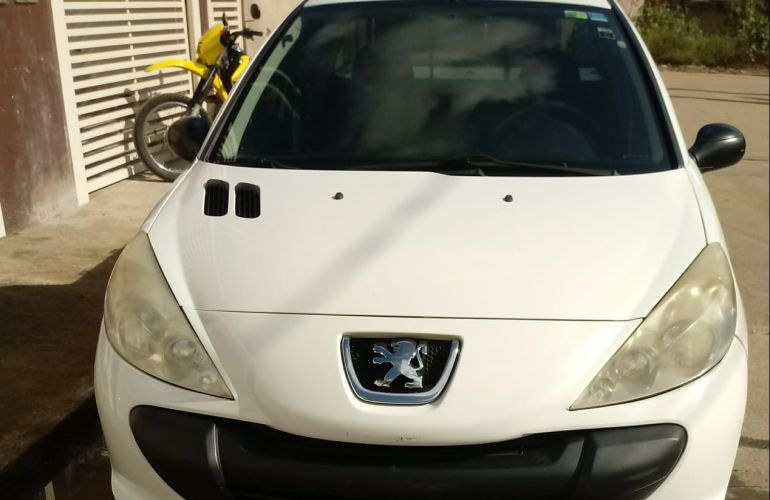 Peugeot Hoggar X-line 1.4 (Flex) - Foto #5