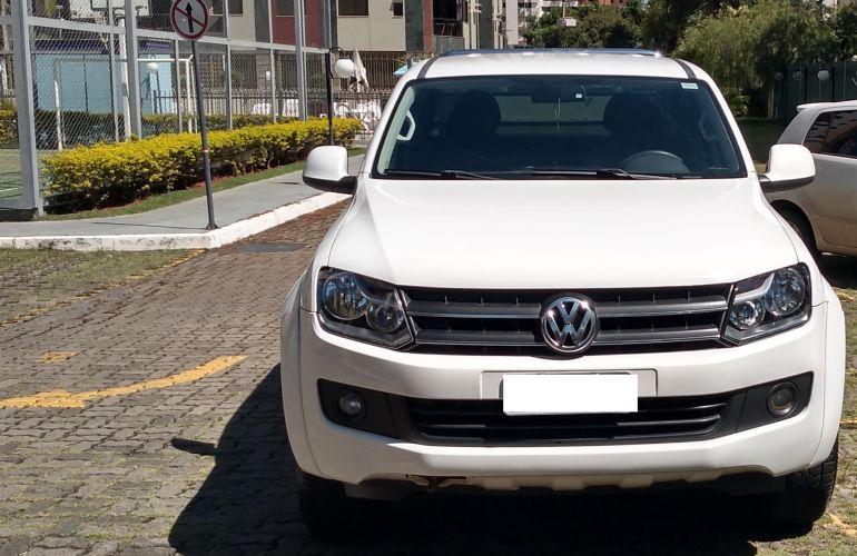Volkswagen Amarok 2.0 TDi AWD Trendline - Foto #1
