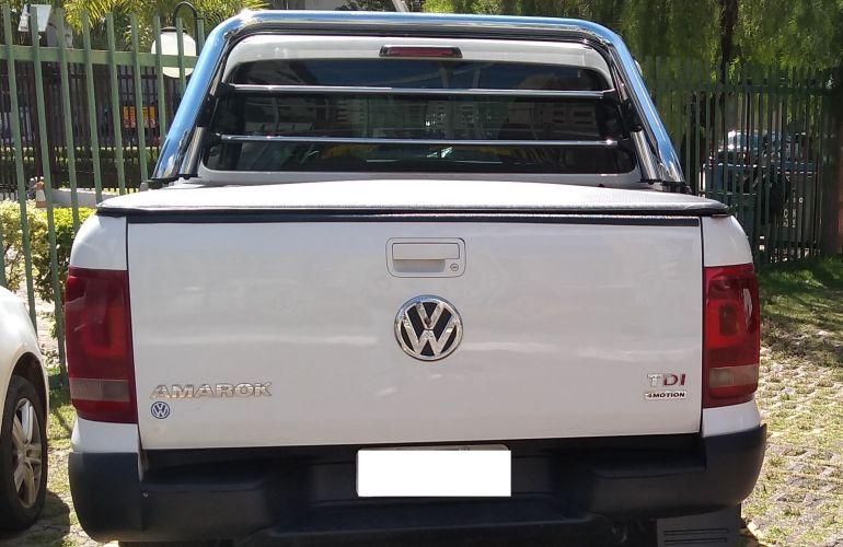 Volkswagen Amarok 2.0 TDi AWD Trendline - Foto #2