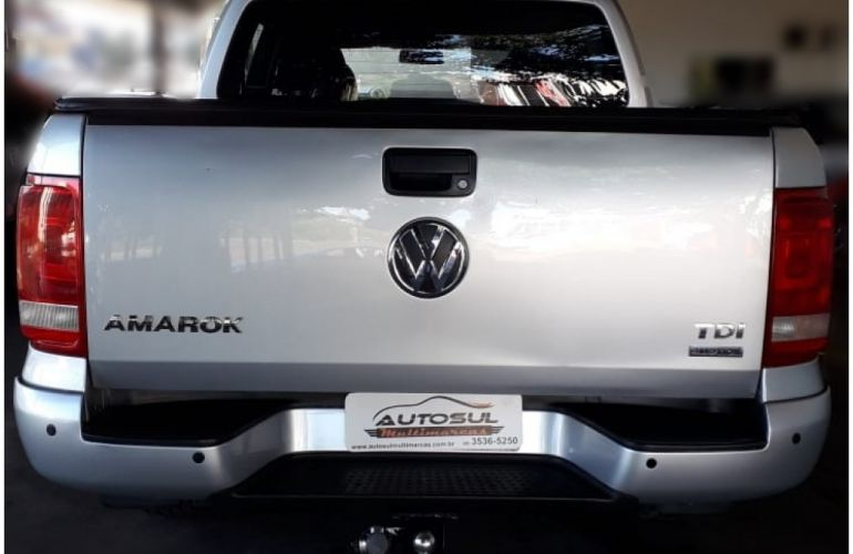 Volkswagen Amarok 2.0 SE 4x4 TDi (Cab Dupla) - Foto #6