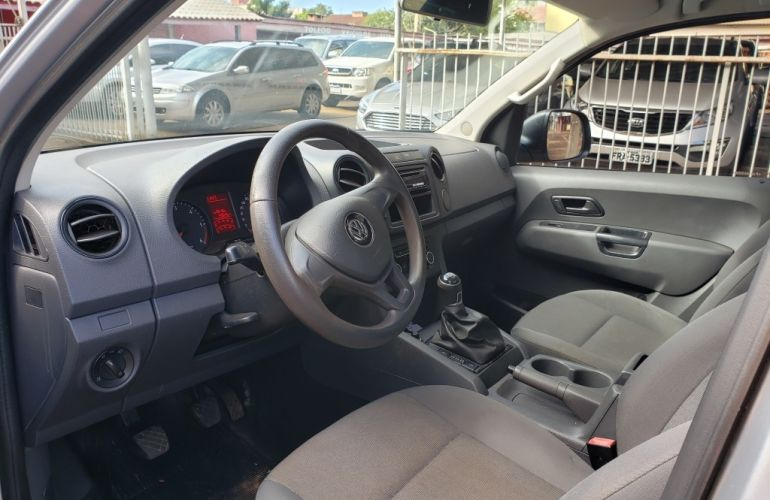 Volkswagen Amarok 2.0 S 4x4 TDi (Cab Simples) - Foto #6