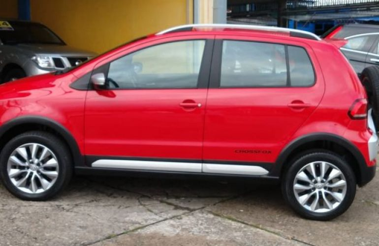 Volkswagen Crossfox 1.6 MSI 16V Total Flex - Foto #7