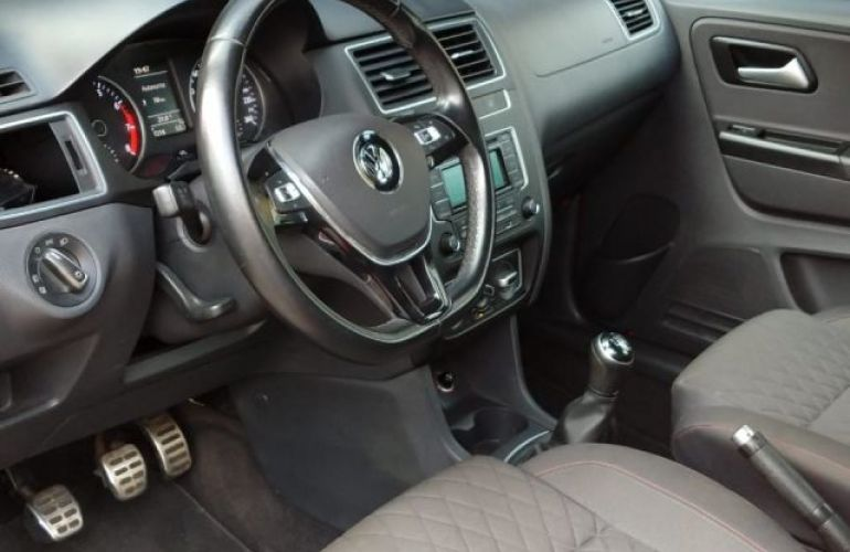 Volkswagen Crossfox 1.6 MSI 16V Total Flex - Foto #9