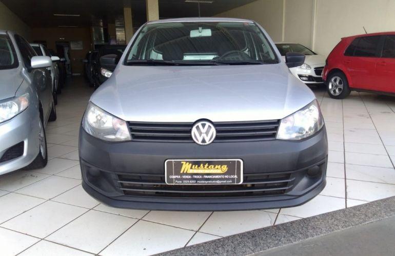 Volkswagen Gol City 1.0 MI (Flex) - Foto #3