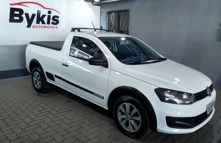 Volkswagen Saveiro Trend 1.6 (Flex) - Foto #2