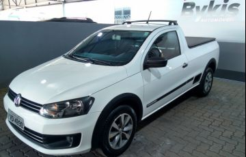 Volkswagen Saveiro Trend 1.6 (Flex) - Foto #3