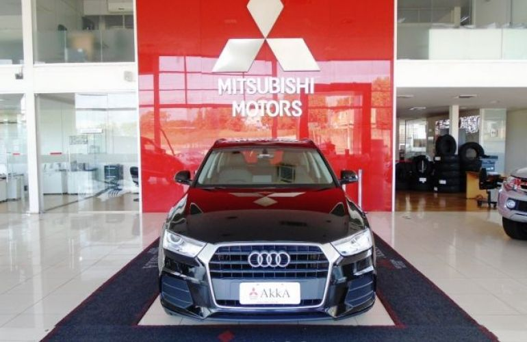 Audi Q3 Attraction Stronic 1.4 TFSI - Foto #2