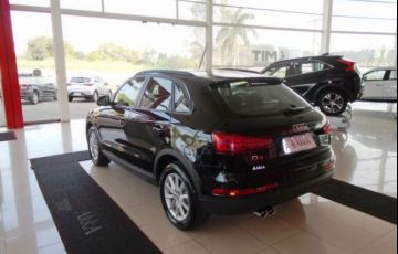 Audi Q3 Attraction Stronic 1.4 TFSI - Foto #9