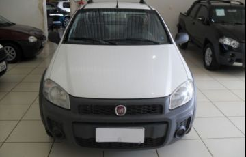 Fiat Strada Working 1.4 MPI 8V Flex