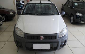 Fiat Strada Working 1.4 MPI 8V Flex