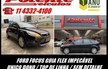 Ford Focus Ghia 2.0 16V Flex