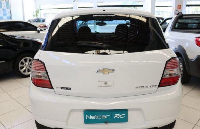 Chevrolet Agile LTZ 1.4 Mpfi 8V Econo.Flex - Foto #4
