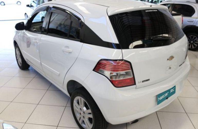 Chevrolet Agile LTZ 1.4 Mpfi 8V Econo.Flex - Foto #5