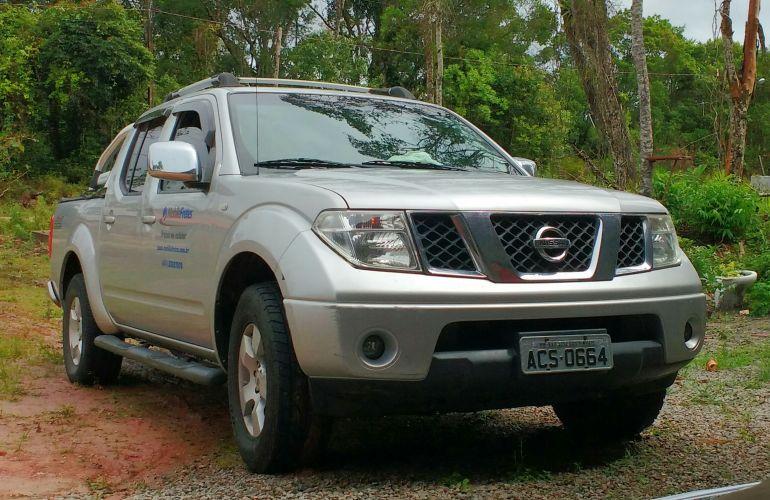 Nissan Frontier SEL 4x4 2.5 16V (cab. dupla) (aut) - Foto #1