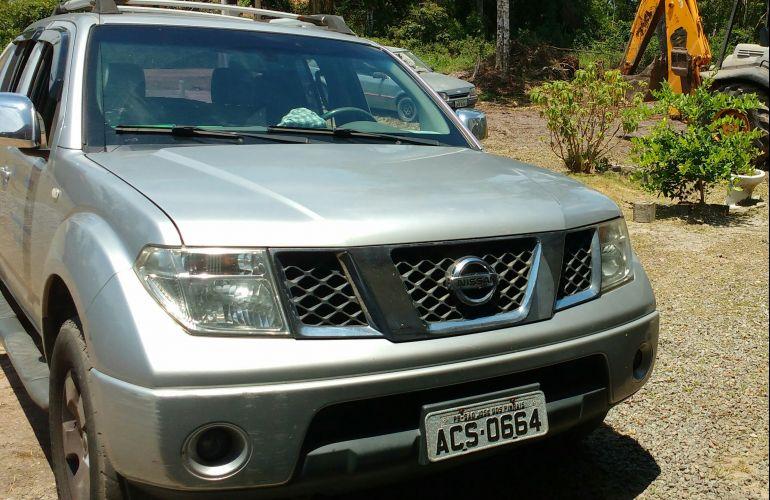 Nissan Frontier SEL 4x4 2.5 16V (cab. dupla) (aut) - Foto #2