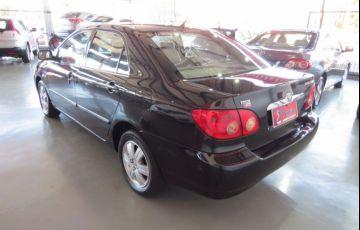 Toyota Corolla Sedan SEG 1.8 16V (flex) (aut) - Foto #4