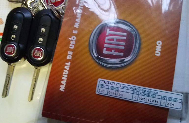 Fiat Uno Way 1.4 8V Dualogic (Flex) - Foto #3