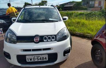 Fiat Uno Way 1.4 8V Dualogic (Flex) - Foto #4