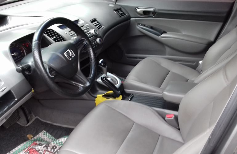 Honda New Civic LXS 1.8 16V (Aut) (Flex) - Foto #5