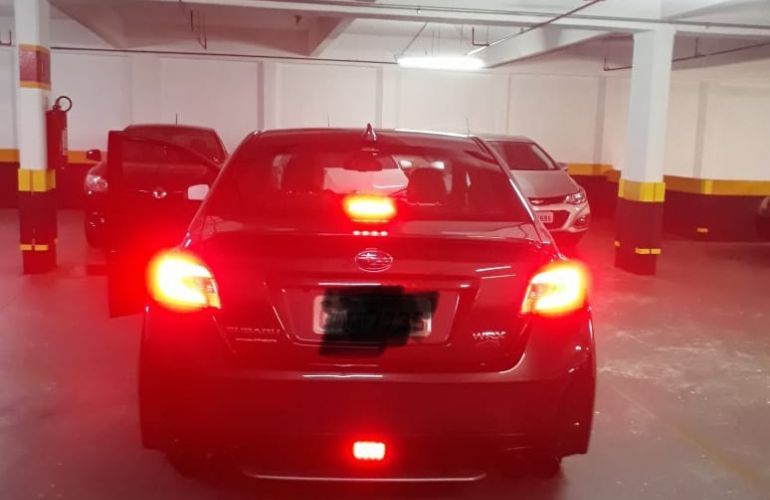Subaru Impreza Sedan WRX 2.0T 4WD - Foto #2