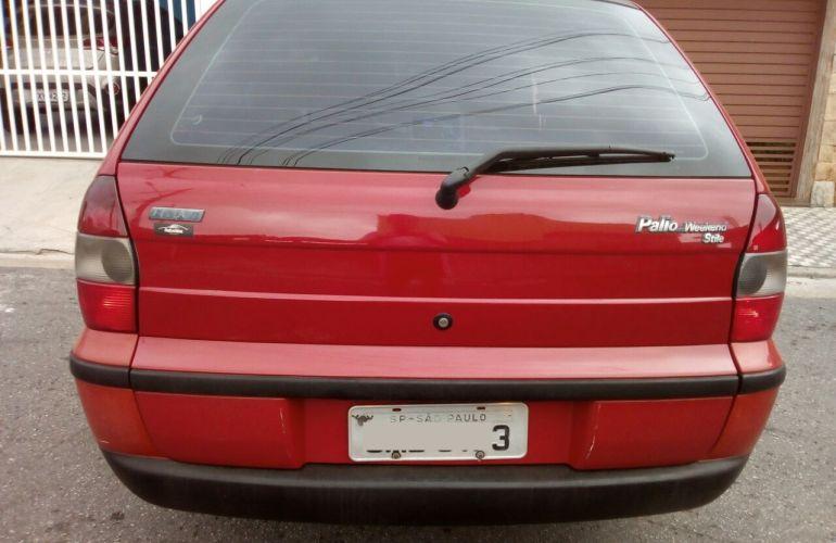Fiat Palio Weekend Stile 1.6 MPi 16V - Foto #1