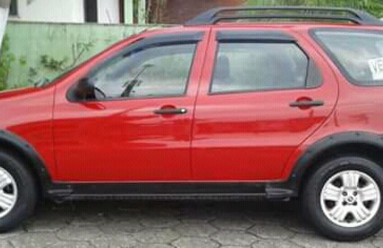 Fiat Palio Weekend Adventure 1.8 8V (Flex) - Foto #1